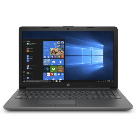 PC PORTABLE HP CELERON 4G 1Tb WIN 10 Gris