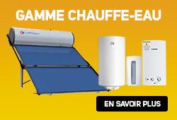 Gamme Chauffe-Eau