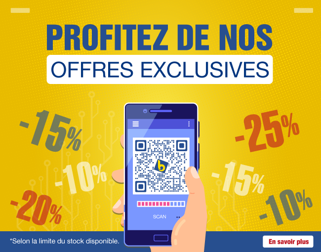 Offres Spéciales Site Web